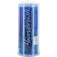 MicroBrush Tubes Regular Blauw