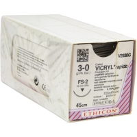 Hechtmateriaal Vicryl Rapide V2930G