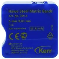 Hawe Stalen Matrixband 399A - 5mm - 0,03mm