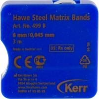 Hawe Stalen Matrixband 499B - 6mm - 0,45mm