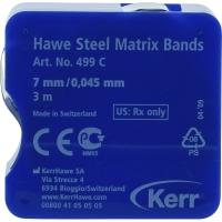 Hawe Stalen Matrixband 499C - 7mm - 0,45mm