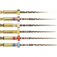 ProTaper Gold 25mm Starterkit