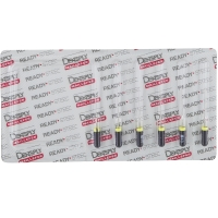 K-vijlen Colorinox 31mm ISO 040 Zwart