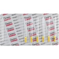 K-vijlen Colorinox 21mm ISO 050 Geel