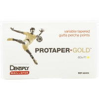 Gutta Percha Points ProTaper Gold Refill F1