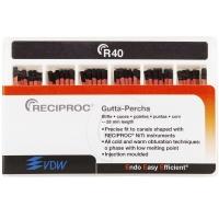 Gutta Percha Points Reciproc Refill R40 - Zwart