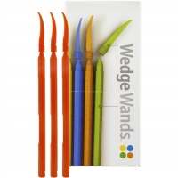 Wiggen Wands Medium Oranje