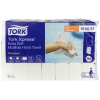 Tork Premium Intergevouwen Extra Zacht Wit