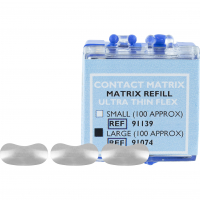 Contact Matrix Refill Ultra Thin Flex Large