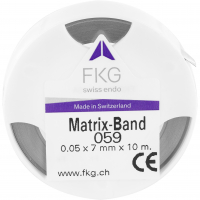 Matrixband 7x0,05 mm