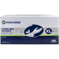 Handschoenen Nitril Poedervrij Sterling X-Large