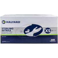 Handschoenen Nitril Poedervrij Sterling X-Small